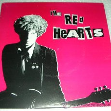Discos de vinilo: THE RED HEARTS ‎– MORE AND FASTER - SINGLE 2006 - GARAGE ROCK. Lote 54042044