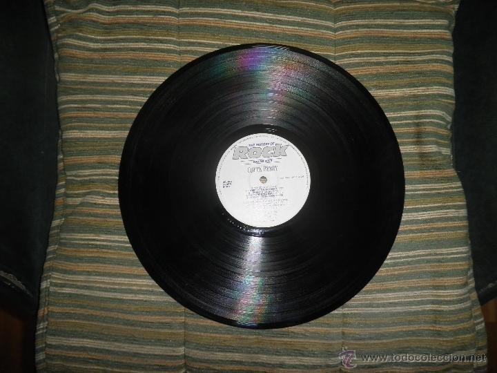 Discos de vinilo: THE HISTORY OF ROCK VOLUME FOUR DOBLE LP - EDICION INGLESA - ORBIS RECORDS 1982 GATEFOLD COVER - - Foto 14 - 54061022