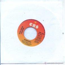 Discos de vinilo: JUAN CARLOS CALDERON / BANDOLERO / MELODIA PERDIDA (SINGLE 1974). Lote 54062710