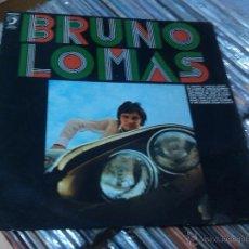 Discos de vinil: BRUNO LOMAS LP - DISCOPHON 1973. Lote 54066740