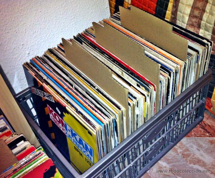 Resultado de imagen de lote de discos en vinilo