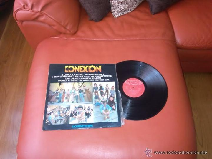 Discos de vinilo: CONEXION / LP 33 RPM / MOVIEPLAY 1971 - Foto 1 - 54092598