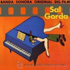 Discos de vinilo: BSO -SAL GORDA -RARO LP 1983 CON TINO CASAL DANZA INVISIBLE Y ZANNA NACHO CANO. Lote 54095827