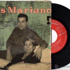 Discos de vinilo: LUIS MARIANO : MAMÁ LA MÁS BELLA DEL MUNDO + 3. Lote 54098584