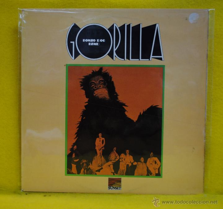 BONZO DOG DOO DAH BAND - GORILLA - LP (Música - Discos - LP Vinilo - Pop - Rock - Extranjero de los 70)