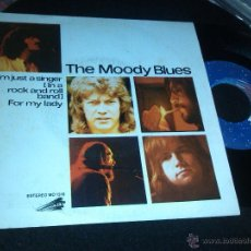 Discos de vinilo: THE MOODY BLUES - I'M JUST A SINGER (IN A ROCK AND ROLL BAND). Lote 54108197