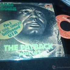 Discos de vinilo: JAMES BROWN - THE PAYBACK. Lote 54108552