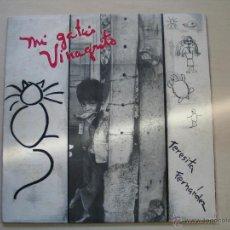 Discos de vinilo: TERESA FERNANDEZ (MI GATICO VINAGRITO). Lote 54117256