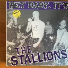 Discos de vinilo: THE STALLIONS: HEY BABY, IT'S. Lote 54124112