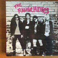 Discos de vinilo: THE RAUNCHETTES: IDEM. Lote 54124230