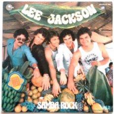 Discos de vinilo: LEE JACKSON, SAMBA ROCK VOL.2 - LP VINILO ESPAÑA. Lote 54126199