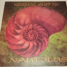 Discos de vinilo: KOZMIC MUFFINNAUTILUS LP MAN RECORDS NACIONAL,,AÑO1994. Lote 54136207