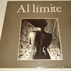Discos de vinilo: AL LIMITE-MINI LP-AÑO 1988. Lote 54136381