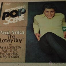 Discos de vinilo: PAUL ANKA ( THE LONELY BOY ) 1972 - GERMANY LP33 RCA. Lote 54139154