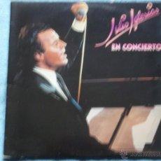 Discos de vinilo: JULIO IGLESIAS, EN CONCIERTO DEL 83 DOBLE LP. Lote 54139398