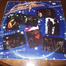 Discos de vinilo: CANET ROCK DOBLE LP ROCK PROGRESIVO EN VIVO EN ZELETE JORDI BATISTE MUSICA URBANA DHARMA. Lote 54147887