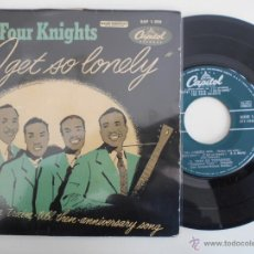 Disques de vinyle: THE FOUR KNIGHTS-EP I GET SO LONELY +3 ESPAÑOL. Lote 54149365