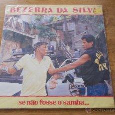 Discos de vinilo: BEZERRA DA SILVA. .MAXI 12. Lote 54154918