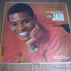 Discos de vinilo: LP JAIR RODRIGUES (O SORRISO DO JAIR) - EDITADO EN BRASIL - PHILIPS-1966. Lote 54157318