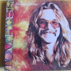 Discos de vinilo: LP - TOM RUSH - MERRIMACK COUNTY (SPAIN, CBS 1972, PORTADA DOBLE). Lote 54159844