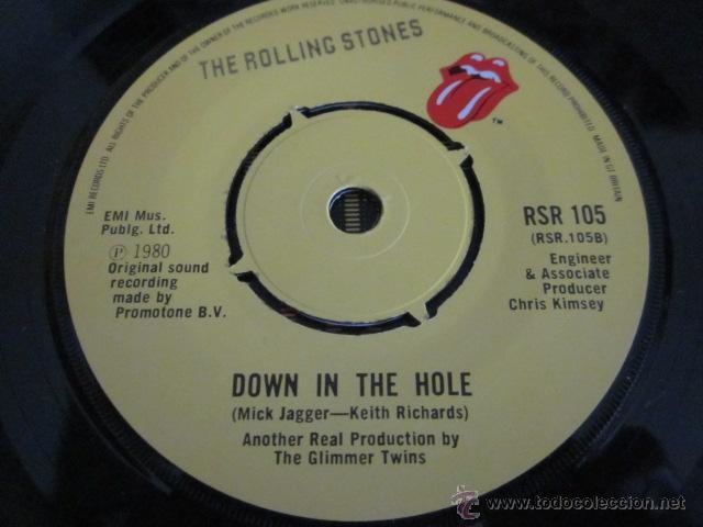 Discos de vinilo: THE ROLLING STONES - EMOTIONAL RESCUE - SN - EDICION INGLESA DEL AÑO 1980. - Foto 4 - 54159908
