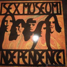Discos de vinilo: SEX MUSEUM - INDEPENDENCE. Lote 54160597