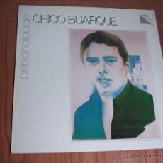 Discos de vinilo: LP CHICO BUARQUE (PERSONALIDADE) (EXCELENTE ESTADO) - PHILIPS-1988. Lote 54161421
