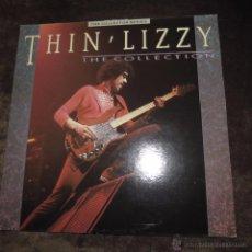 Discos de vinilo: THIN LIZZY - THE COLLECTOR SERIES. Lote 54161429