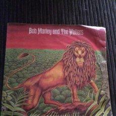 Discos de vinilo: BOB MARLEY & THE WAILERS – SATISFY MY SOUL / SMILE JAMAICA - SINGLE 1978. Lote 54170894