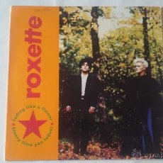 Discos de vinilo: ROXETTE - FADING LIKE A FLOWER (EVERY TIME YOU LEAVE) - 1991. Lote 54180921