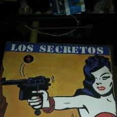 Discos de vinilo: SG LOS SECRETOS - NO ME IMAGINO / NO ME IMAGINO (INSTRUMENTAL) 1983. Lote 54183006