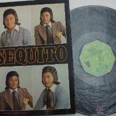 Discos de vinilo: PANSEQUITO - 1974. Lote 54187191