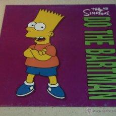 Discos de vinilo: THE SIMPSONS ( DO THE BARTMAN 3 VERSIONES ) 1990-GERMANY LP33 GEFFEN RECORDS. Lote 54188549
