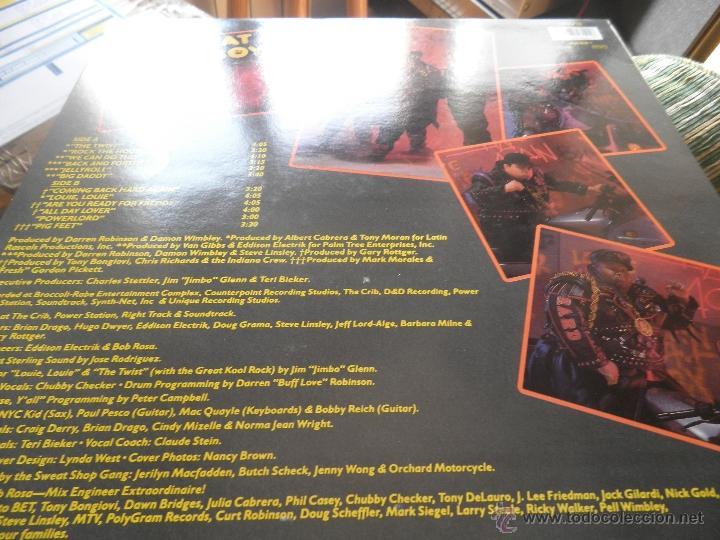 Discos de vinilo: FAT BOYS - COMMIMNG BACK HARD AGAIN LP - ORIGINAL INGLES - TIN PAN APPLE / POLYDOR 1988 MUY NUEVO 5 - Foto 8 - 54194164