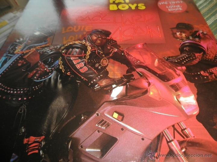 Discos de vinilo: FAT BOYS - COMMIMNG BACK HARD AGAIN LP - ORIGINAL INGLES - TIN PAN APPLE / POLYDOR 1988 MUY NUEVO 5 - Foto 9 - 54194164