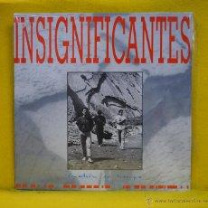 Dischi in vinile: INSIGNIFICANTES - CUESTION DE TIEMPO - LP. Lote 54203766