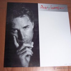 Discos de vinilo: MAXI SINGLE - DON JOHNSON (TELL IT LIKE IT IS) - EPIC.1989 (MUY BUEN ESTADO). Lote 54205925