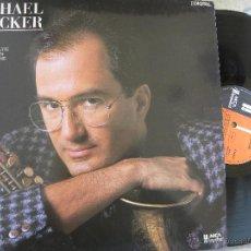 Discos de vinilo: MICHAEL BRECKER -LP 1987 -BUEN ESTADO. Lote 54205981