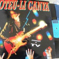 Discos de vinilo: SAU, SANGTRAIT, TANCAT PER DEFUNCIO -LP 1991 -BUEN ESTADO. Lote 54207257