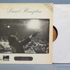 Discos de vinilo: LP. LIONEL HAMPTON. LIVE IN EUROPE. Lote 54208200