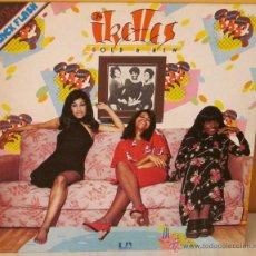 Dischi in vinile: THE IKETTES - GOLD & NEW UNITED ARTISTS - 1975. Lote 54225323