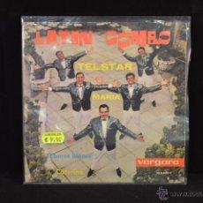 Discos de vinilo: LATIN COMBO - TELSTAR +3 - EP. Lote 54226084