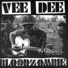 Discos de vinilo: VEE DEE - BLOOD ZOMBIE (SINGLE). Lote 54226260