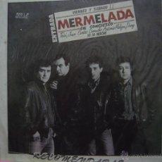 Discos de vinilo: MERMELADA. RECOMENDABLE. VICTORIA VLP-158 LP 1985. Lote 54226487