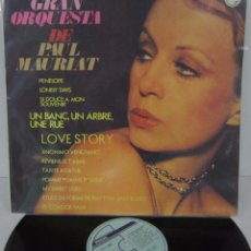 Disques de vinyle: PAUL MAURIAT - LA GRAN ORQUESTA DE - LP - PHILIPS 1971 - PENELOPE / LOVE STORY / EL CONDOR PASA. Lote 54229992