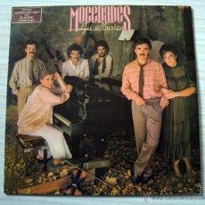 Discos de vinilo: MUSICA LP´S, LP DISCO VINILO - MOCEDADES - LA MUSICA, FUNDA DISCO CON CANCIONERO. Lote 54248095