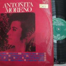 Discos de vinilo: ANTOÑITA MORENO - 1969. Lote 54252646