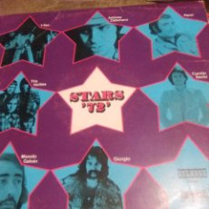 Discos de vinilo: DISCO STARS 72 THE HOLLIN TEDDY BAUTISTA ADRIANO CELENTANO MANOLO GALVAN GIORGIO CAMILO SESTO. Lote 54253593