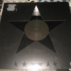 Discos de vinilo: LP DAVID BOWIE BLACKSTAR - SONY MUSIC AÑO 2016 PRECINTADO. Lote 54254570