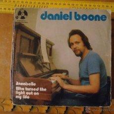 Discos de vinilo: PEQUEÑO DISCO SINGLE - DANNIE BOONE. Lote 54256088